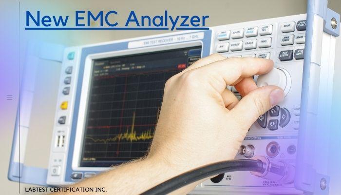 New EMC Analyzer - LabTest Certification Inc.