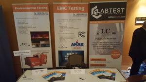 LabTest Booth at CETA Pan Pacific