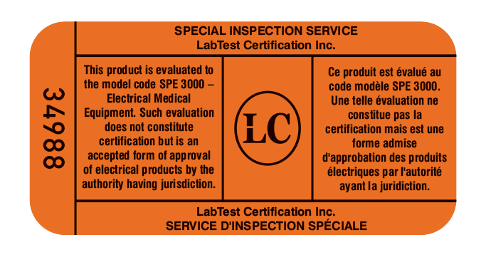 Special Inspections to CSA SPE 3000
