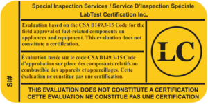 Special Inspections Gas
