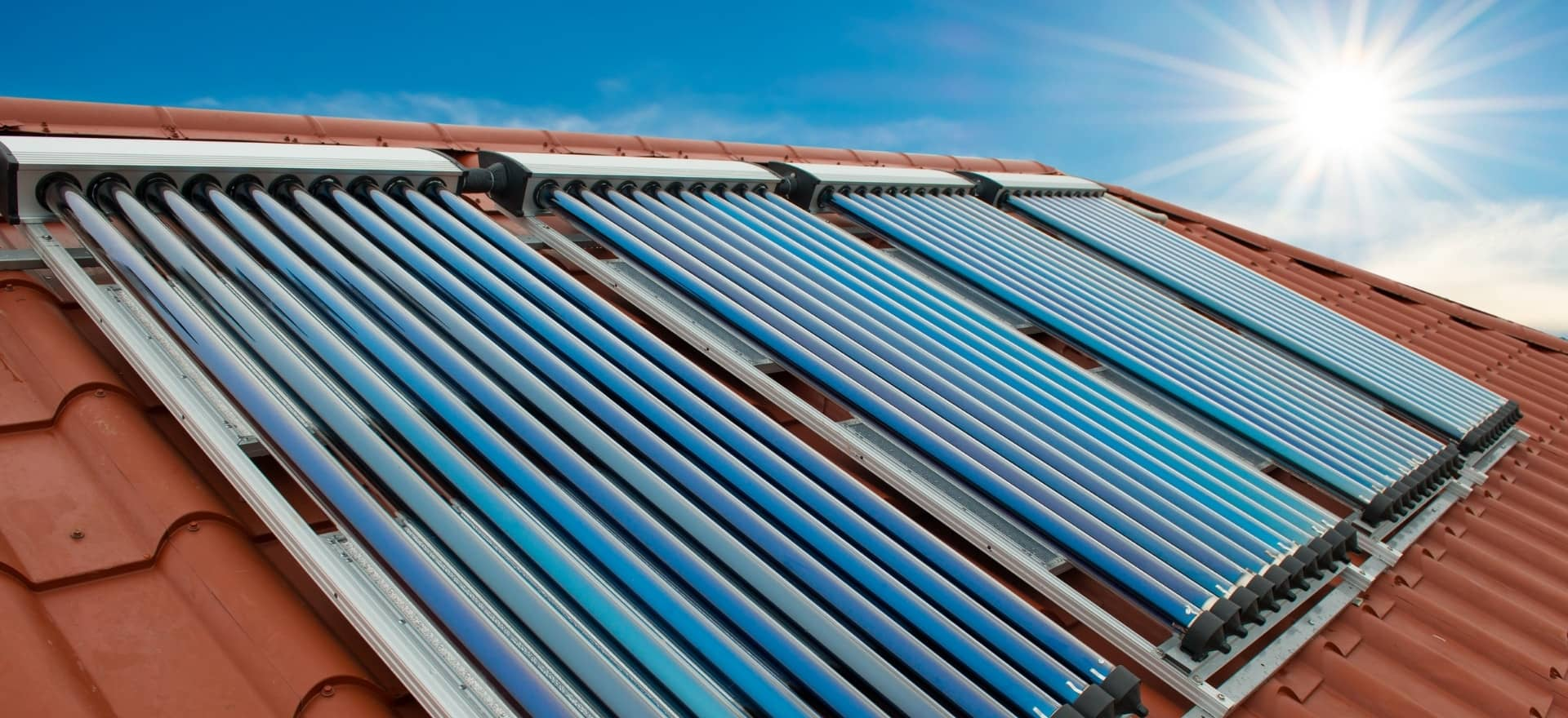 Photovoltaic Water Heating Collector