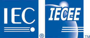 Logo IECQ Pantone 286 TM