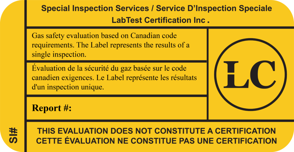 Special Inspection Services