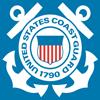 Offizielle USCG-Emblem