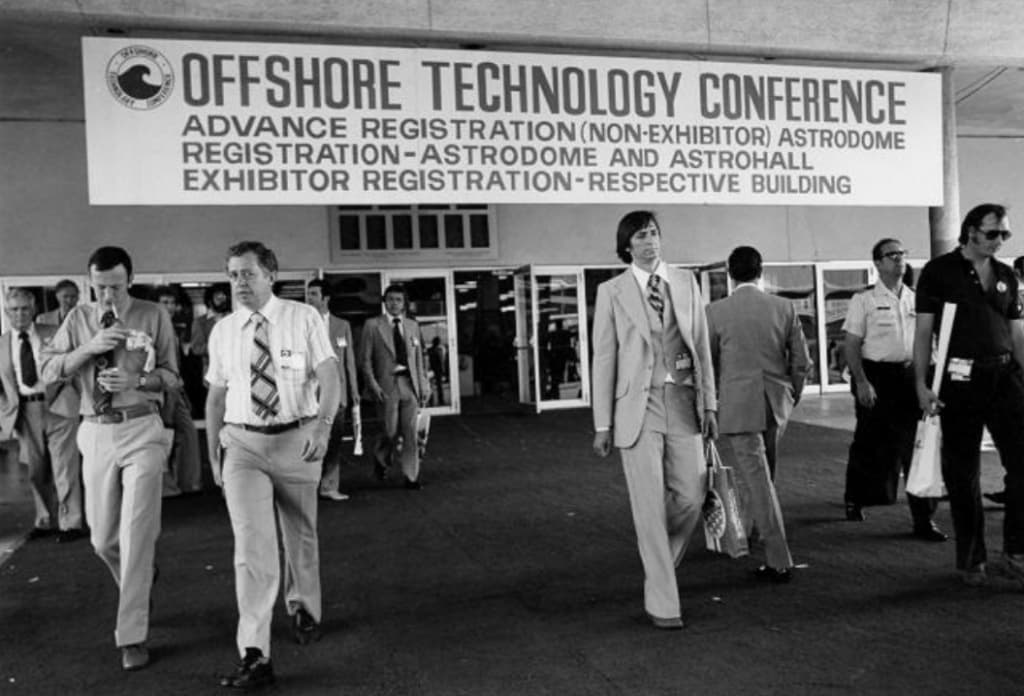 The Offshore Technology Conference (OTC)