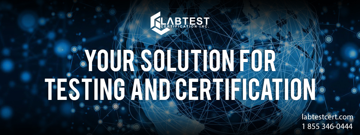 Labtest Certification Inc Testing Certification Body