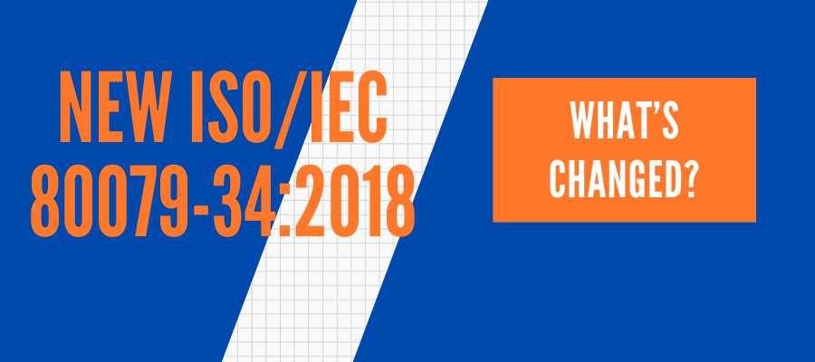 New ISO/IEC 80079-34:2018