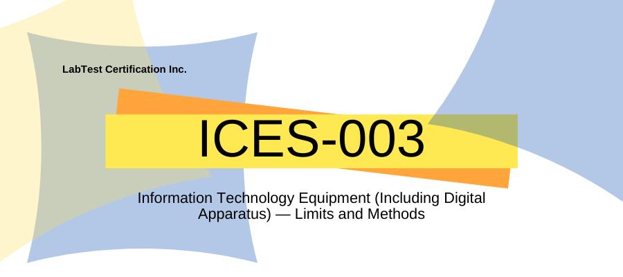 ICES-003