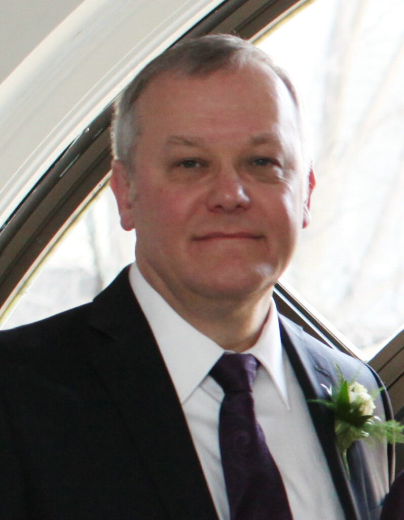 Mark Coppler – Senior Ex Project Manager