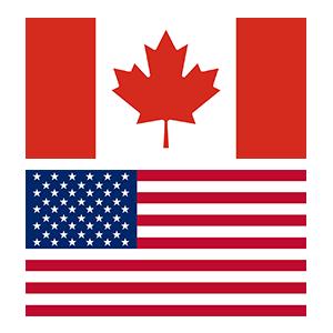 Divisions & North America