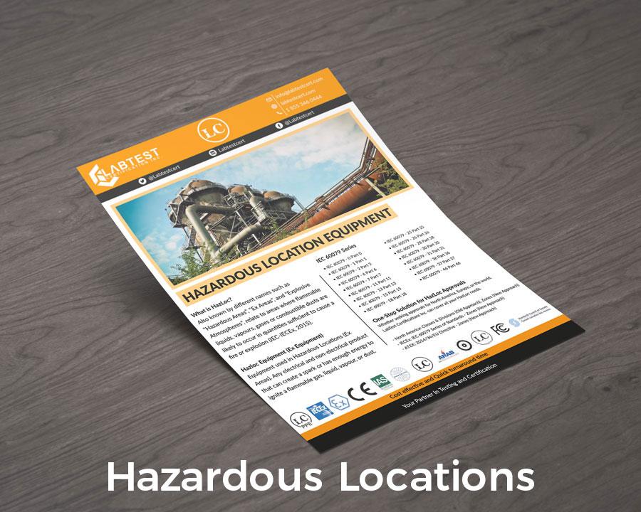 Projektowanie makiet lokalizacji niebezpiecznych dla broszur