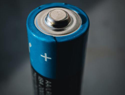 Baterías!!