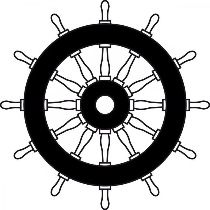 Znak koła