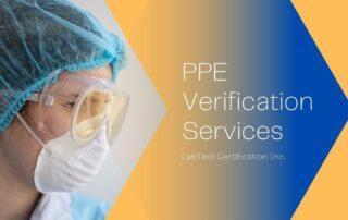 PPE Verification Services