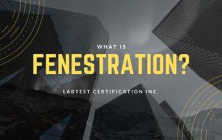 fenestration