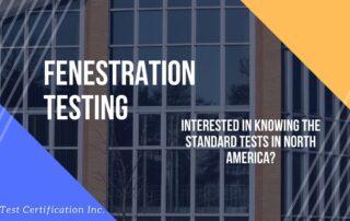 fenestration-testing