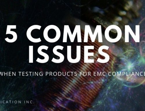 5 common issues that arise when testing products for EMC compliance
