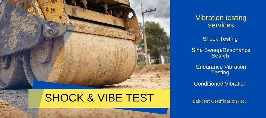 Test wstrząsów i wibracji | Najlepsze dostępne