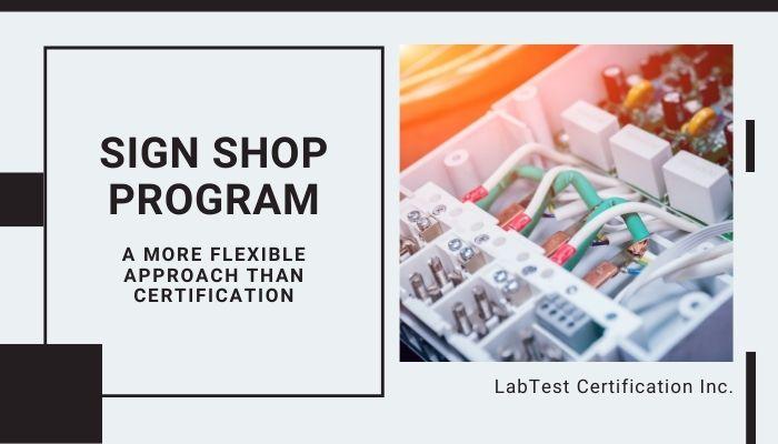 Sign Shop Program