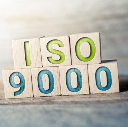 SIO-9000-koolitusmärgis