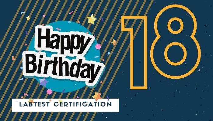 happy birthday labtest