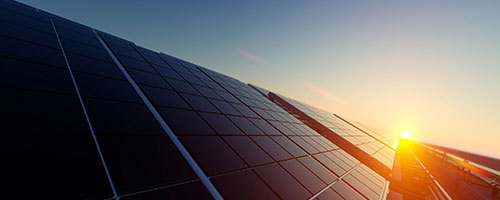PV Panels, Solar Collectors & Solar Domestic Hot Water systems (SDHW)